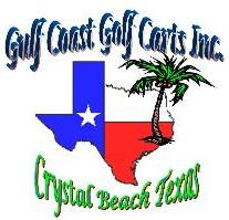 Gulf Coast Golf Carts Logo
